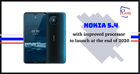 NOKIA 5.4 Price