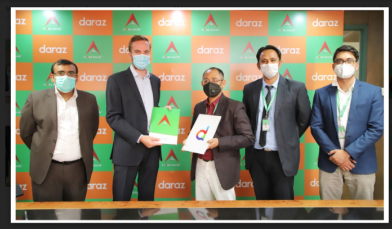 Daraz Launch SARATHI
