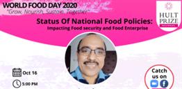 National Food Policies Impacting Food Security