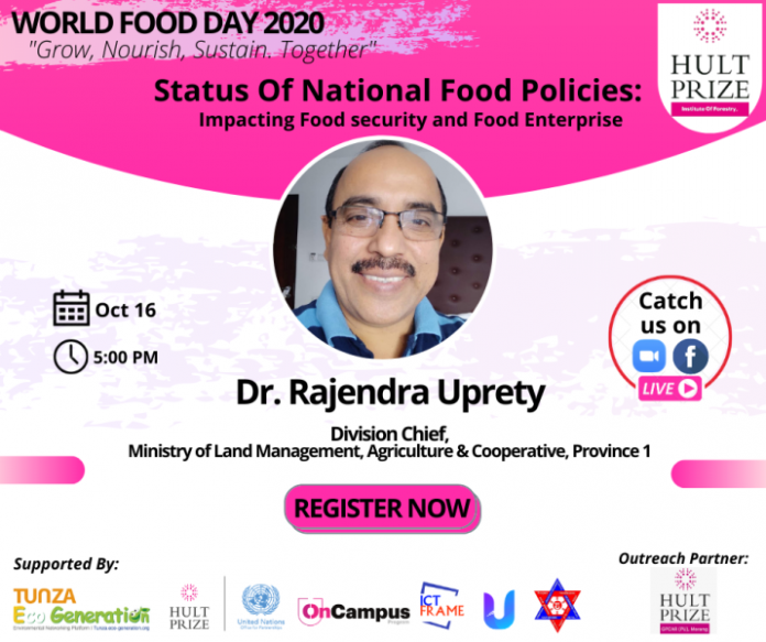 National Food Policies Impacting Food Security