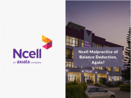 Ncell Commits Malpractice Yet Again