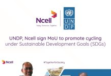 Ncell UNDP MoU