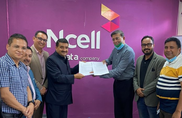 Ncell and HISSAN sign MoU