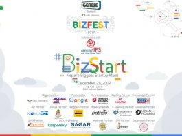 Nepal's biggest startup meet & expo on December 28