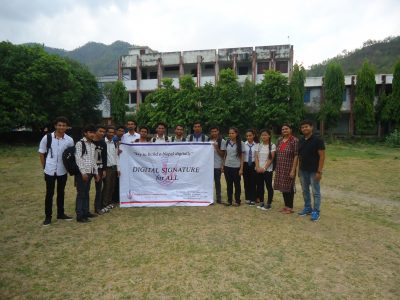 Nepal Certifying technical team