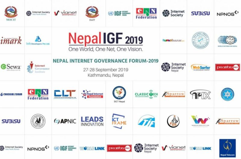Nepal Internet Governance Forum 2019