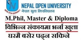 NOU Postpones Online Classes