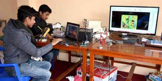 Nepal Pico Sat project