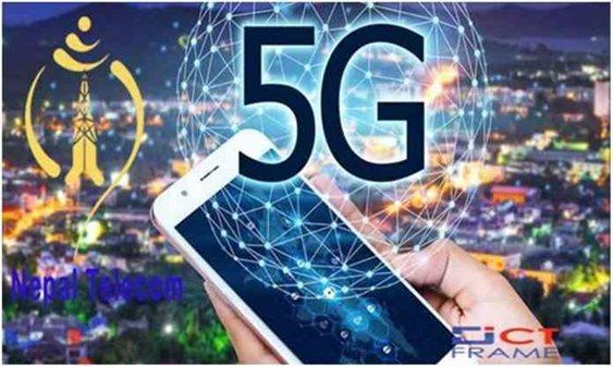 Nepal Telecom 5G