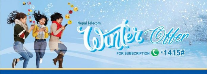 Ntc brings Winter offer 2076 with attractive packages