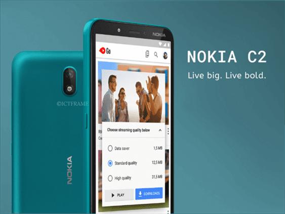 Nokia C2 Price Nepal