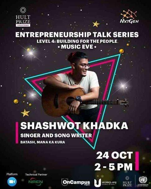 NxtGen Entrepreneurship Talk Series
