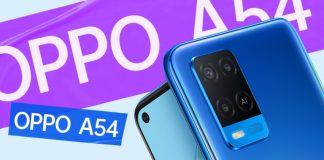 OPPO A54 Price