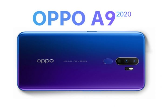 OPPO A9 2020 48MP Ultra Wide Quad Camera