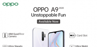 OPPO A9 2020 Vanilla Mint New color scheme for Affordable 8GB Smartphone