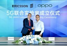 OPPO And Ericsson Launch 5G