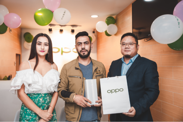 OPPO Reno2 F Goes on Sale in Nepal