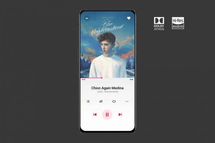 OPPO Reno2 F Meets Dolby Atmos