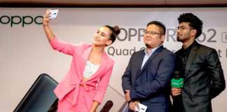 OPPO Reno2F Launch in Nepal