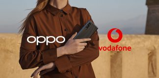Vodafone and Oppo Announce Partnership to bring Oppo Products