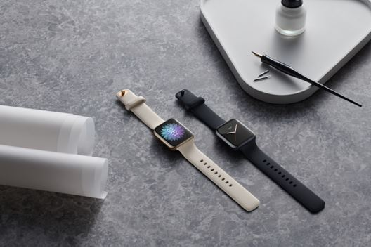 OPPO debuted the first ever OPPOWatch