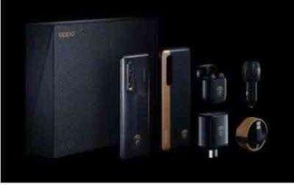OPPO launched the Find X2 Pro Automobili Lamborghini Edition
