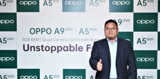 OPPO today launched the new OPPO A Series 2020 in Nepal