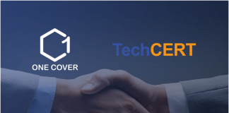 OneCover Signs TechCERT