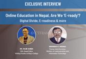 Online Education In Nepal