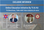 Online Education Initiative By KU