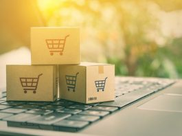 Online Shopping Grows Amid COVID
