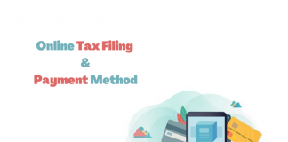 Online System to Submit Tax