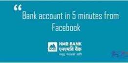 Open Account in NMB Bank