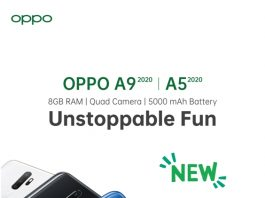 Oppo A9 2020 with 8GB RAM and 5000 mAh Battery Launching Soon in Nepal