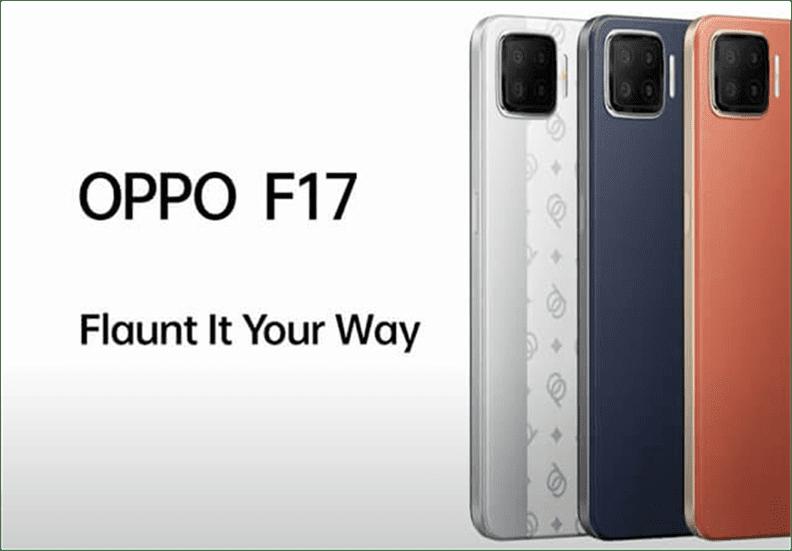 Oppo F17 Flount it Your Way