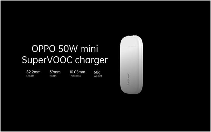 Oppo High-power ultra-small charger