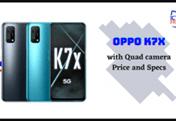 Oppo K7x Price