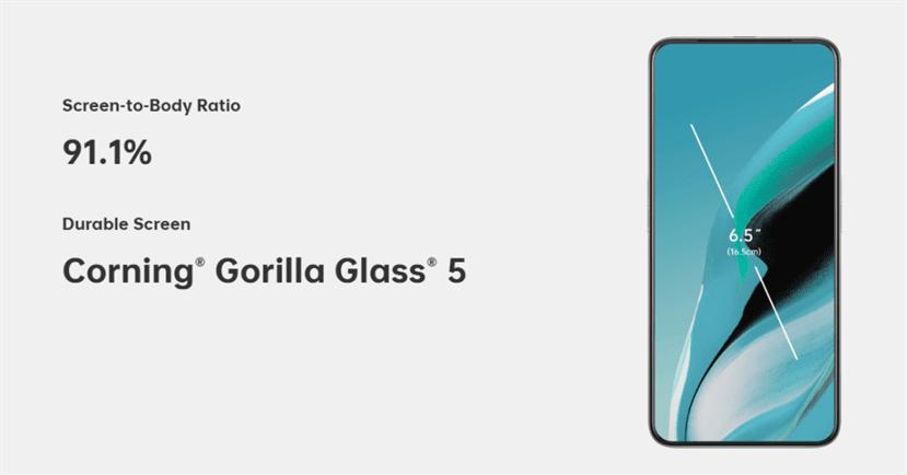 Oppo Reno2 F Corning Gorilla Glass 5
