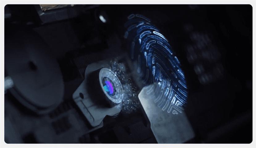 Oppo Reno2 F fingerprint unlock