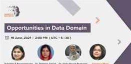 Opportunities in Data Domain