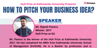 Pitch Your Business Idea
