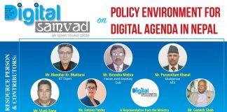 Digital Samvad - Policy Environment for Digital Agenda in Nepal