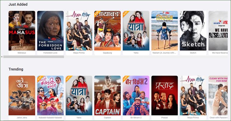 Popular Asian Online Streaming Platform