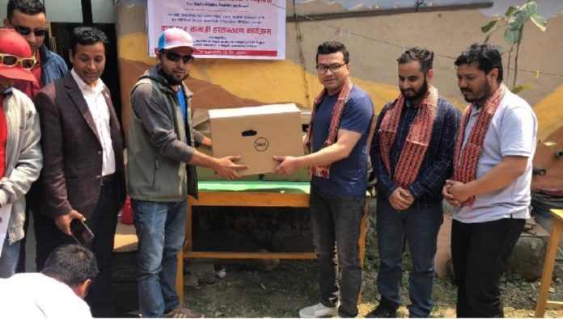 Prabhu Capital Donation