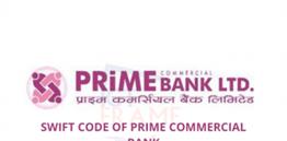 Swift Code of Prime Bank