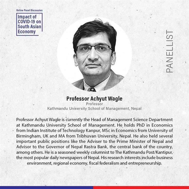 Professor Achyut Wagle