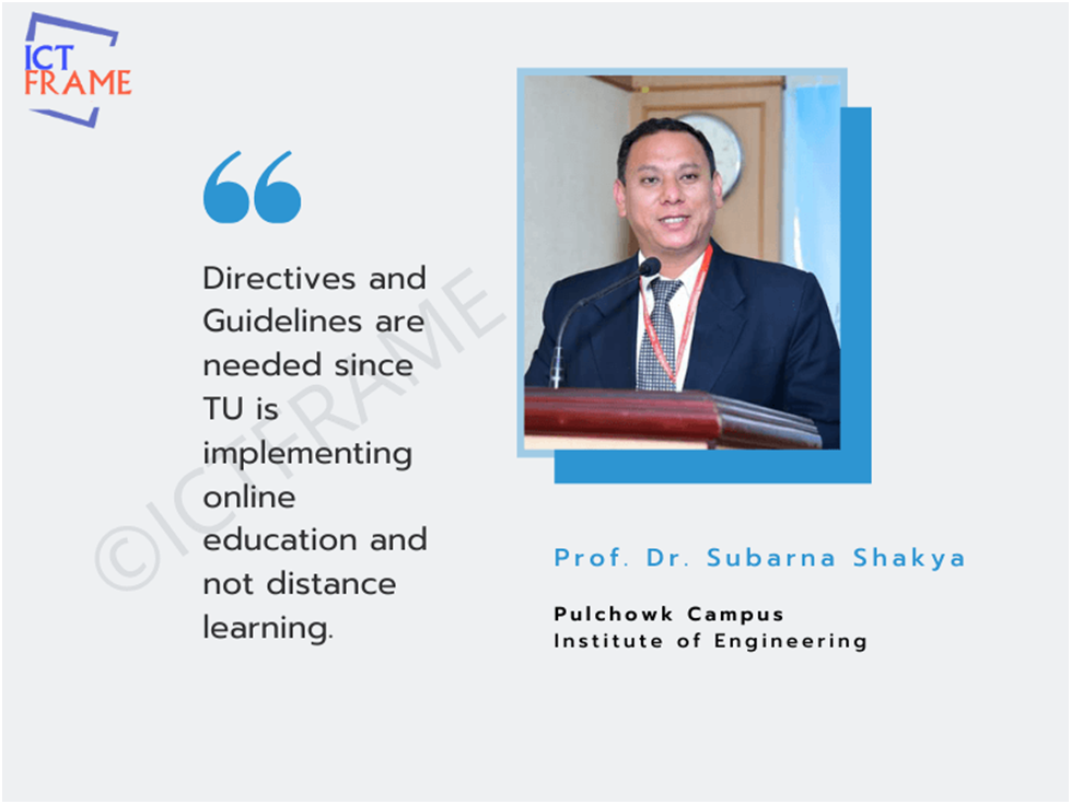 Interview with Dr. Manish Pokharel