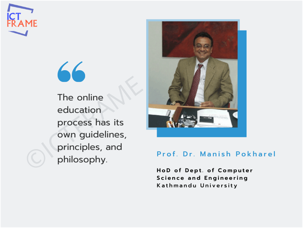 Interview with Professor Doctor Manish Pokharel