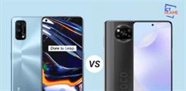 Realme 7 Pro vs Xiaomi Poco X3