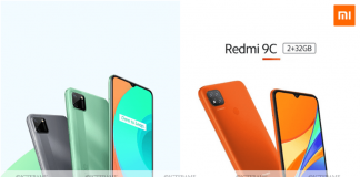 Realme C11 vs Redmi 9C